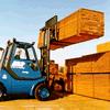 Druck-Behandeltes Holz